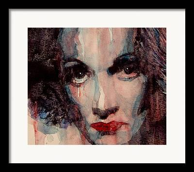 Marlene Framed Prints