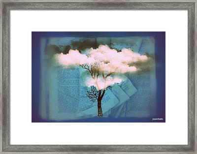 Where Dreams Are Born Framed Print