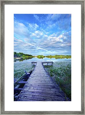 Where Dreams Are Dreamt Framed Print