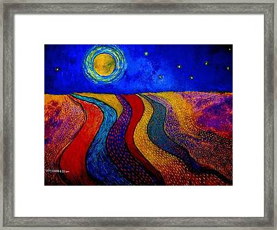 Where Dreams Die Framed Print by Kent Whitaker