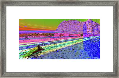 Where Ghosts Linger Framed Print by Jeff Swan