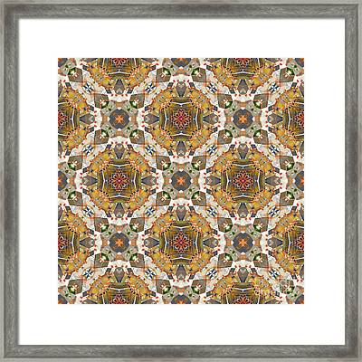 Framed Print featuring the digital art Where In The World by Wendy Wilton