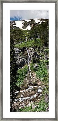 Where Rivers Begin Framed Print