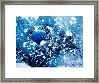 Where Stars Are Born Framed Print by Lee Pantas