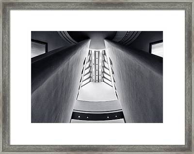 Where The Light Comes In Framed Print by Gerard Jonkman