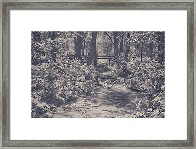 Where There's Peace Framed Print