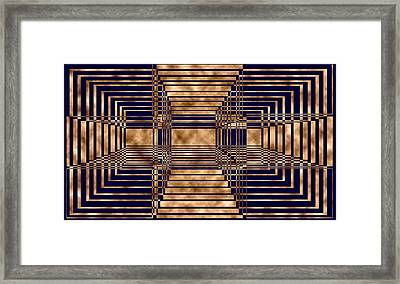 Where To 2 Framed Print by Evelyn Patrick