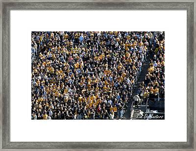 Where's Waldo Framed Print by Tim DeMasters
