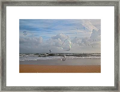 Wherever The Wind Blows Framed Print by Betsy Knapp