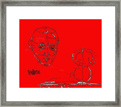 Which Is Called Philosophy Framed Print by James Gallagher