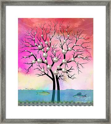Whimsical Framed Print by Mark Ashkenazi