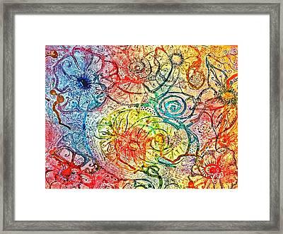 Whimsy Framed Print