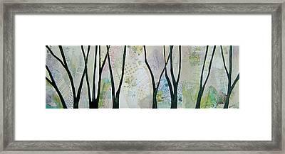 Whimsy I Framed Print by Shadia Derbyshire