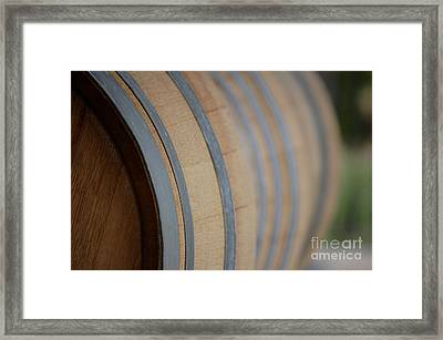 Whine A Little Framed Print