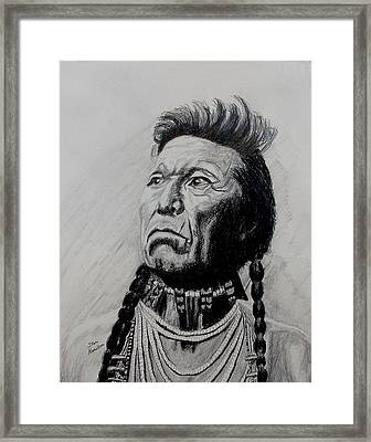 Whirlwind Framed Print by Stan Hamilton