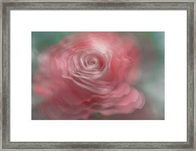 Whispering Beauty Framed Print by Jenny Rainbow