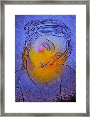Whispering Hope..... Framed Print