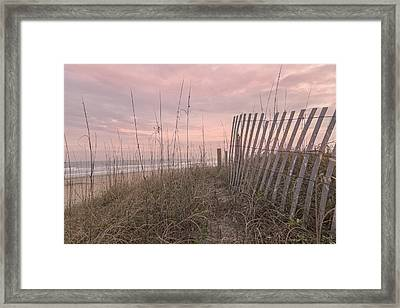Whispering Secrets Framed Print