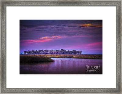 Whispering Wind Framed Print by Marvin Spates
