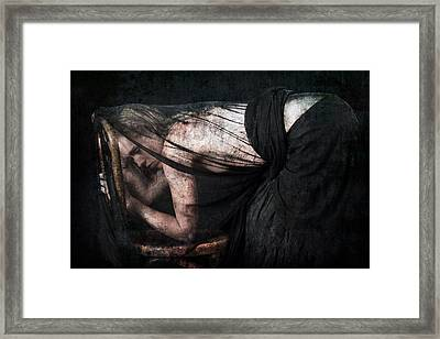 Whispers And Tears Framed Print by Andre Giovina