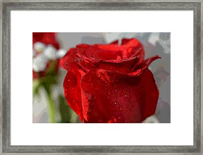 Whispers From The Heart Framed Print
