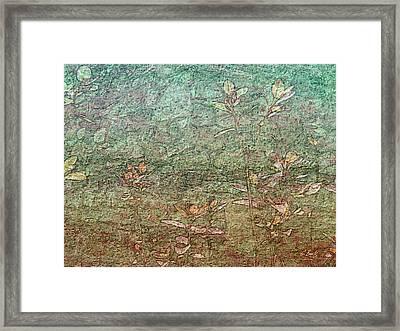 Whispers Framed Print by Gordon Beck