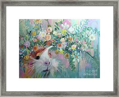 Whistler Framed Print by Kimberly Santini