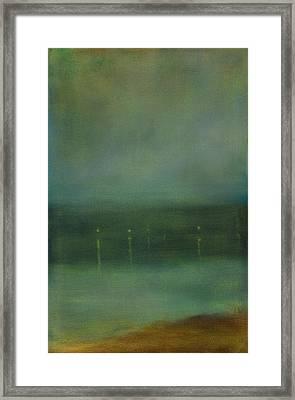 Whistler Night Framed Print by Robert James Hacunda