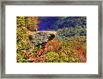 Whitakers Point Framed Print by Kevin Kuchler