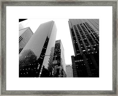 Framed Print featuring the photograph White And Black Inspiration  by Inga Kirilova