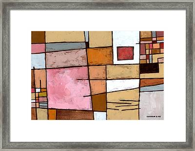 White Chocolate Framed Print by Douglas Simonson