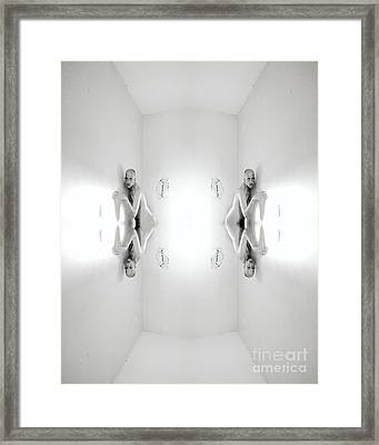 White Room Framed Print by Jack Norton