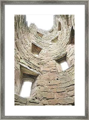 White Tower Framed Print by Andy Smy