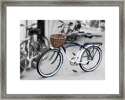White Walls Framed Print by JAMART Photography