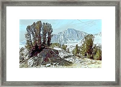 Clark's Nutcracker Country Framed Print