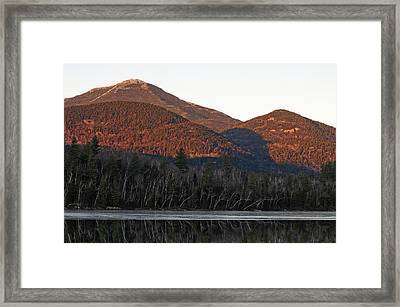 Whiteface Mt  Framed Print