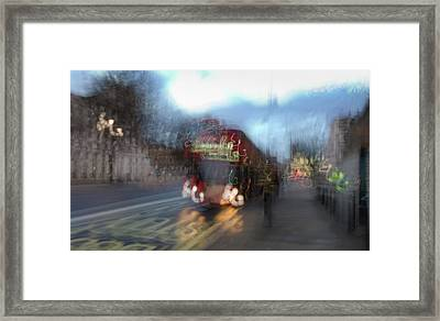 Framed Print featuring the photograph Whitehall by Alex Lapidus
