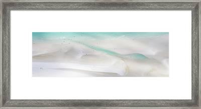 Whitehaven Wanderers Framed Print by Az Jackson
