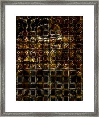 Who Am I  Framed Print by Teodoro De La Santa