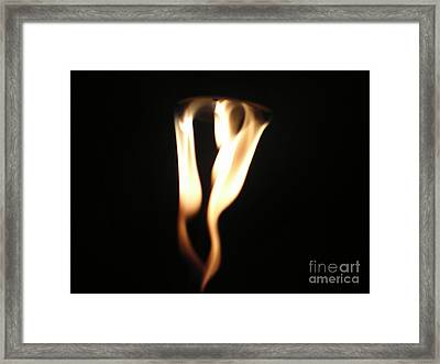 Framed Print featuring the photograph Who Are You  by Rushan Ruzaick