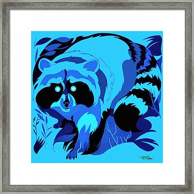 Who Let The Dogs Out Framed Print