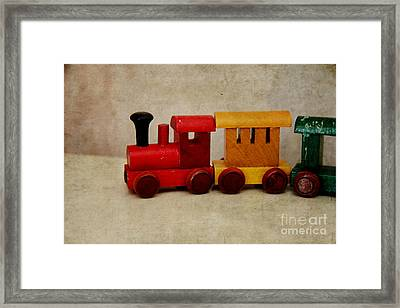 Who Used To Own This? Framed Print by Jacqueline Moore