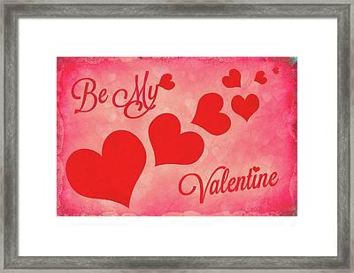 Whole Lotta Love Framed Print by Iryna Goodall