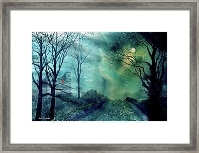 Whorlton Castle Framed Print