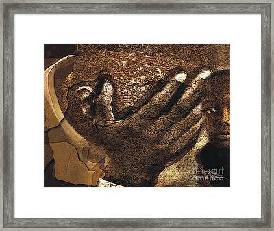 Why Framed Print by Bob Salo
