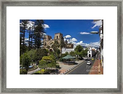 Why Do I Live Here? Framed Print by Al Bourassa
