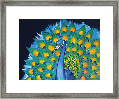 Why Not Me? Framed Print by Cathy Jacobs