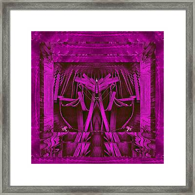 Why Not Framed Print by Pepita Selles