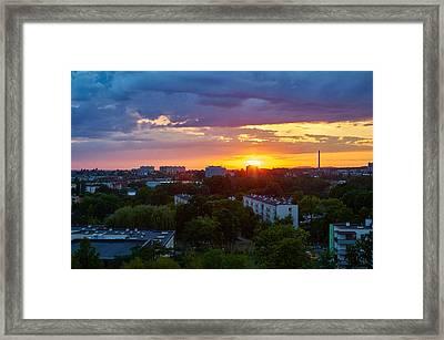 Why Framed Print