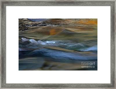 Whychus Creek Framed Print